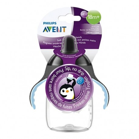PHILIPS AVENT TASSE A BEC PINGUIN 340ML