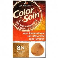 COLORATION BLOND BLÉ 8 N