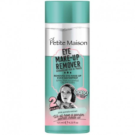 "PETITE MAISON -DÉMAQUILLANT YEUX BIPHASES ""EYE MAKEUP REMOVER"""