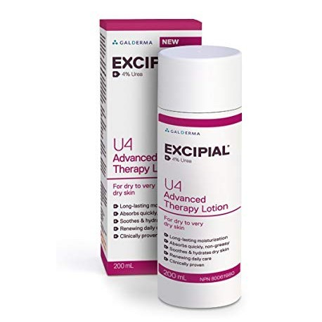 EXCIPIAL U4 LIPOLOTION - 200 ML