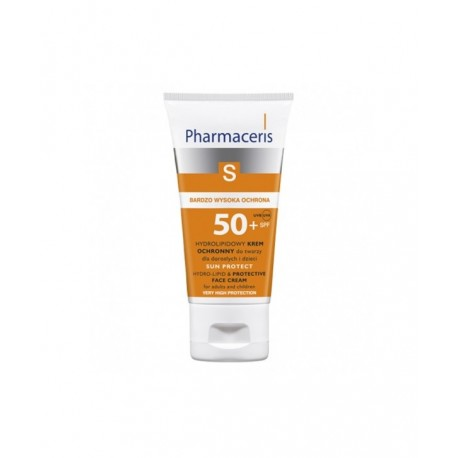 Pharmaceris S Face Cream SPF50+ 50ML
