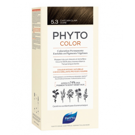 coloration Phyto 5.3