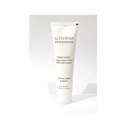 GLYCERINA CREME PROTECTRICE PEAUX SECHES 100GR
