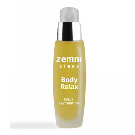 ZEMNI Huille de massage body relax 50ML