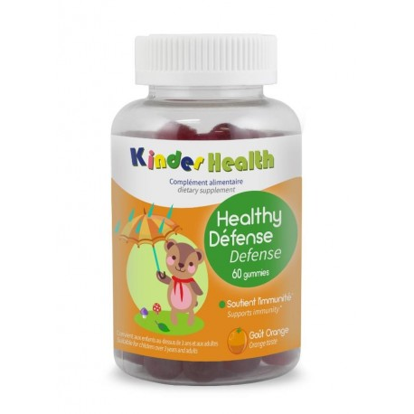 KINDER HEALTH GUMMIES DEFENSE NATURELLE
