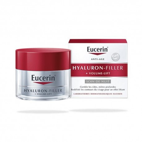 EUCERIN HYALURON-FILLER +VOLUME-LIFT SOIN DE NUIT 50ML