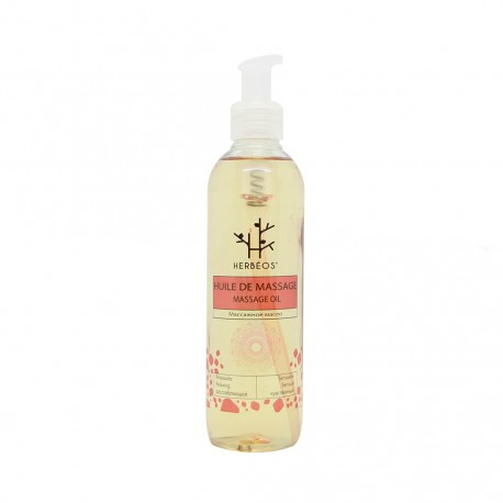 HERBEOS HUILE DE MASSAGE ORIENTAL & FIGUE DE BARBARIE 170 ML
