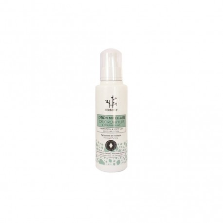 LOTION MICELLAIRE CHLOROPYLLE HERBEOS 170ML