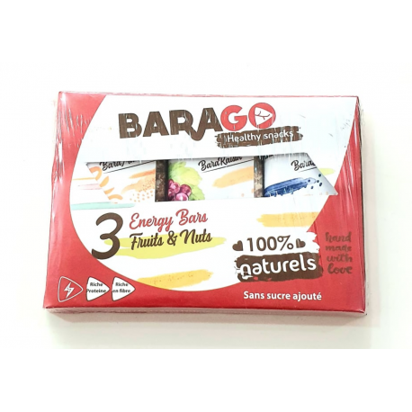 BARAGO HEALTHY SNACKS
