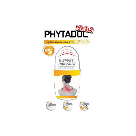 PHYTADOL DOULEURS MUSCULAIRES 50 ML