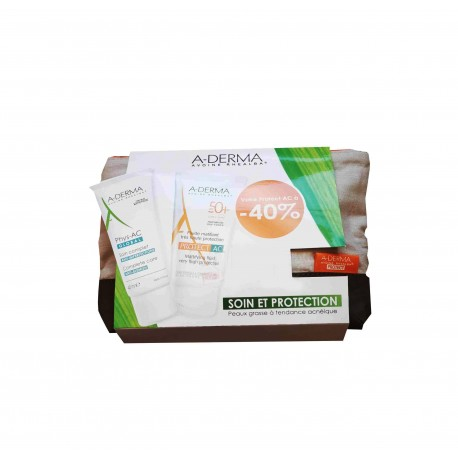 TROUSSE PHYS-AC GLOBAL+PROTECT AC A-DERMA