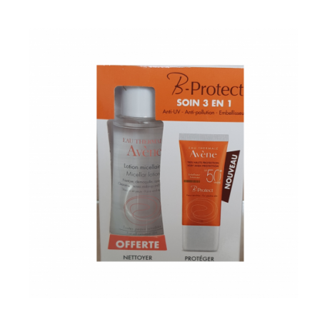 B PERFECT 50+& LOTION MICELAIRE 100 ML AVENE OFFERTE
