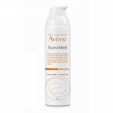 SUNSI MED SPF50 AVENE 80 ML