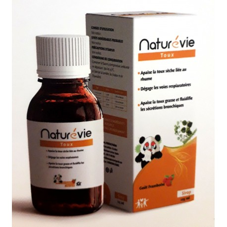 NATUREVIE TOUX SIROP 125 ML
