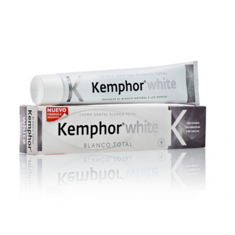 KEMPHOR WHITE PATE DENTAIRE BLANCHE 75 ML