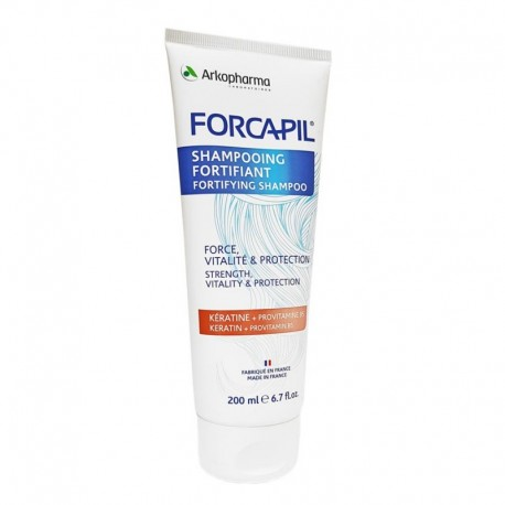 SHAMPOING FORTIFIANT FORCAPIL 200 ML