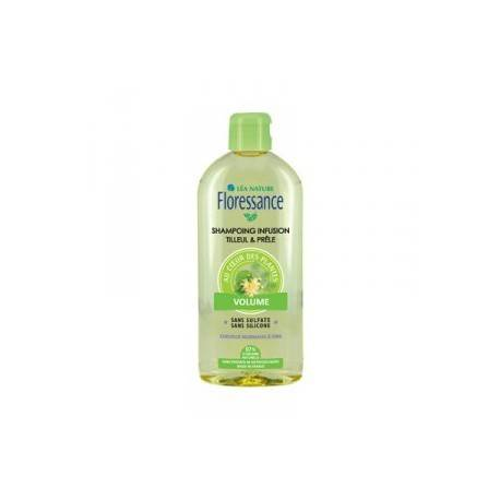 SHAMPOOING INFUSION TILLEUL ET PRÊLE - VOLUME