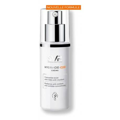 SVR HYDRACID C20 CREME ANTI-RIDES - 30ml