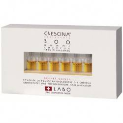 Repousse Cheveux clairsemés CRESCINA  RE-GROWTH  500 FEMME