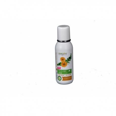 HUILE DE MASSAGE ANTI-CELLULITE 100% Naturelle - AGROLINE