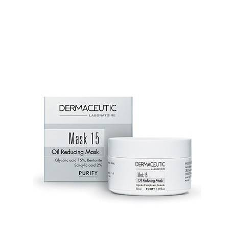 DERMACEUTIC MASK 15 POT DE 50 ML