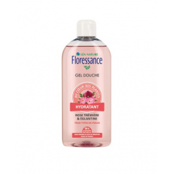 GEL DOUCHE ROSE TREMIERE & EGLANTINE FlORESSANCE - 500ml