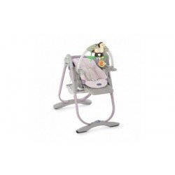 Chaise Haute Pocket Lunch JADE