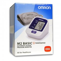 Tensiometre automatique à bras OMRON M2 Basic