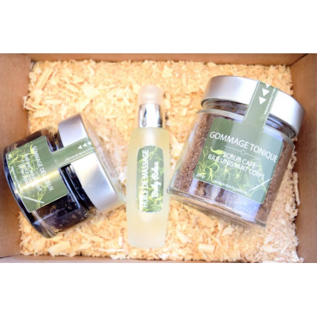 Coffret body relax Zemni
