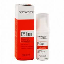 CREAM C25, CONCENTRÉ ANTIOXYDANT, 30ML