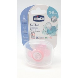Chicco SUCETTE confort rose 0+