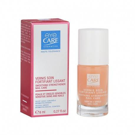 Vernis soin fortifiant lissant - 8 ml