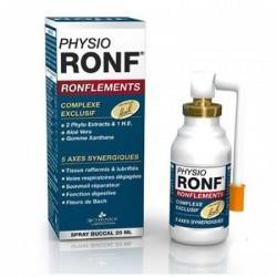 Physio Ronf Ronflements Spray Buccal 20 ml