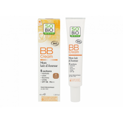 SO BIO BB CREAM 5EN1 BIO AU LAIT D'ANESSE 40ML