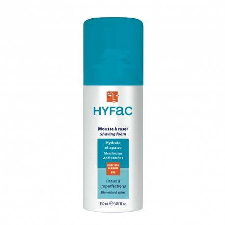 HYFAC MOUSSE A RASER PEAUX A IMPERFECTIONS (150ML)