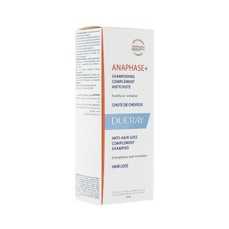 DUCRAY ANAPHASE+SHAMPOOING ANTICHUTE 200 ML