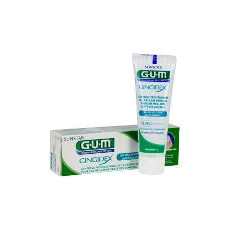 GUM Gingidex Dentifrice - 75 ml