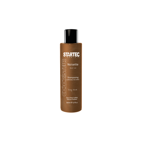 Startec Paris Shampoing colorant miel – Noisette 200ml