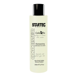 Startec Paris Shampoing fixateur de couleur – Colorfix 200ml