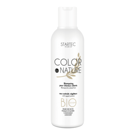 Color By Nature Shampoing cheveux colorés 200ml