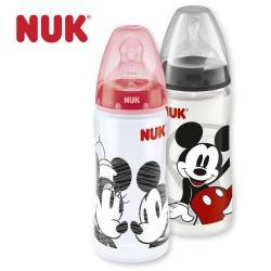 NUK BIBERON FIRST CHOICE +  MICKEY 300ML