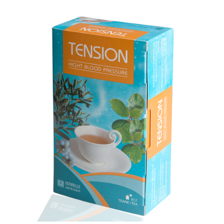 TISANE TENSION 12 sachets ESTH'ELLE