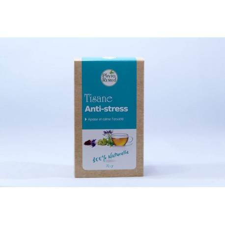PHYTOREMED TISANE ANTI STRESS 70GR