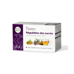 PHYTOREMED REGULATION DES SUCRES 20 SACHETS