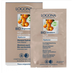 LOGONA Masque Hydratant Age Protection 8 Sachets de 7.5ml