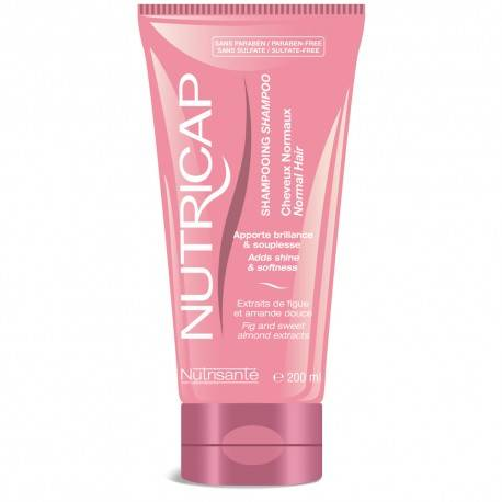 NUTRICAP SHAMPOING POUR CHEVEUX NORMAUX - 200ML