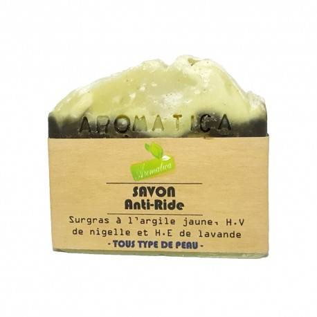 Savon - Anti-ride - aromatica 90 Gr