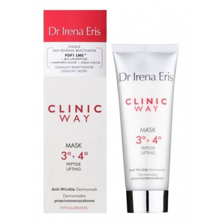 CLINIC WAY MASQUE  3°+ 4°