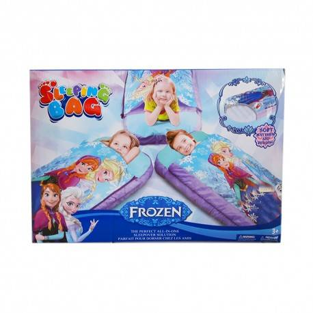 SAC DE COUCHAGE FROZEN
