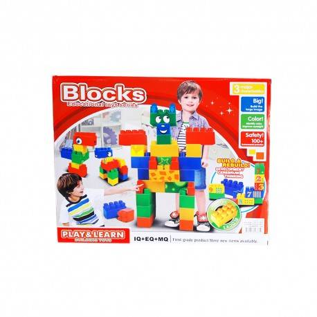 LEGO EDUCATIF 39 PCS